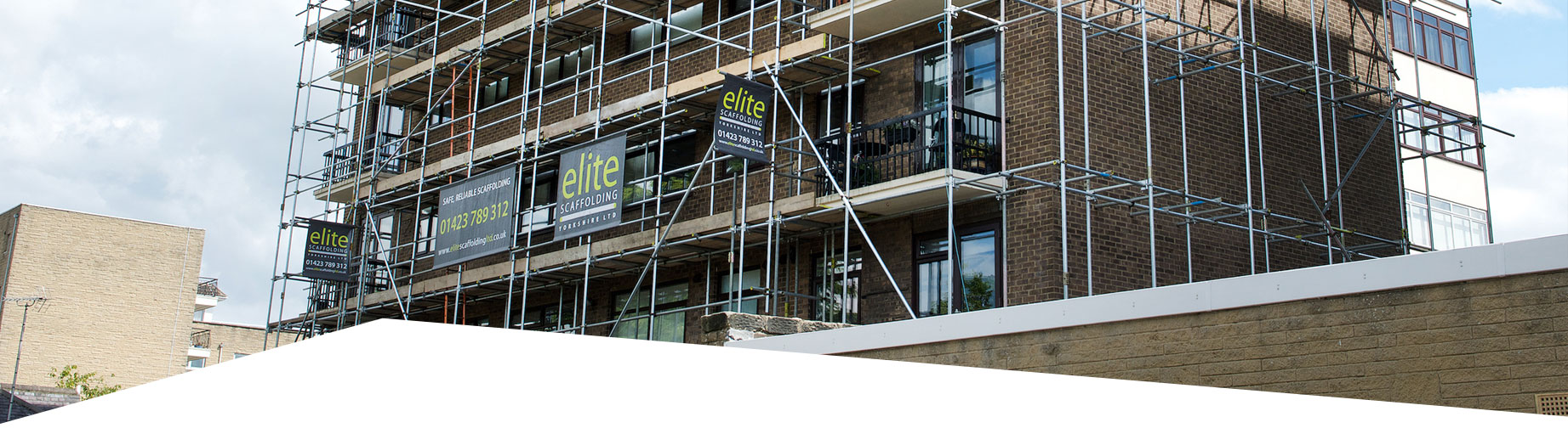 What Elite Scaffolding has done